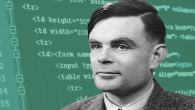Alan Turing, padre de la informática moderna